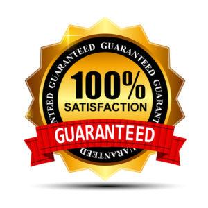 Ecowater 100% SATISFACTION guarantee